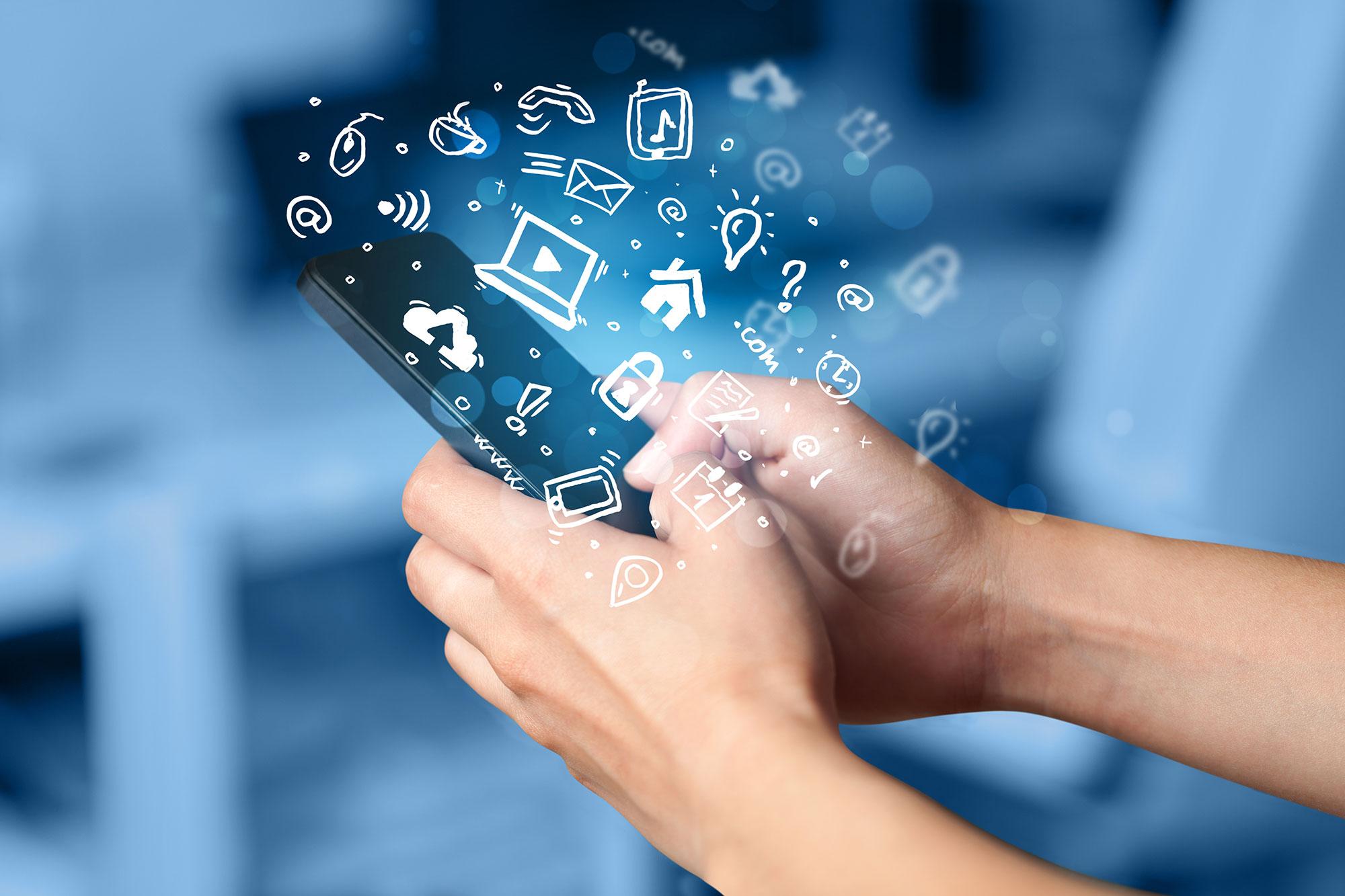 ANOVO presenta 3 tendencias en apps para tu teléfono móvil