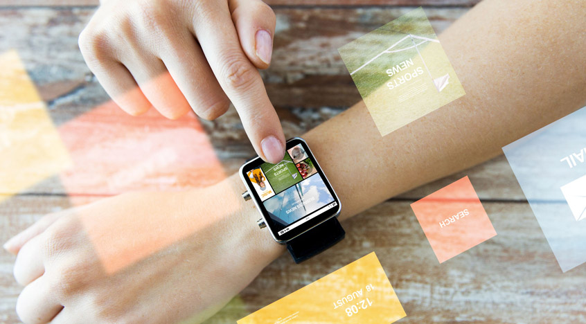 Aplicaciones para smartwatch: ANOVO te presenta las mejores apps para tu reloj inteligente