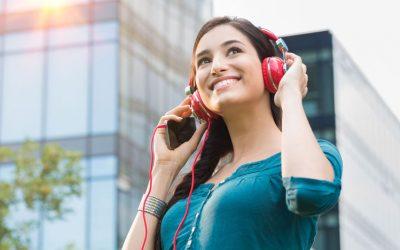 4 formas de escuchar música en el móvil
