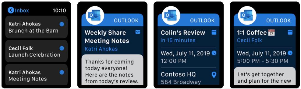 app microsoft outlook