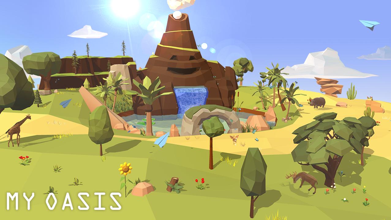 imagen del juegos gratis my oasis