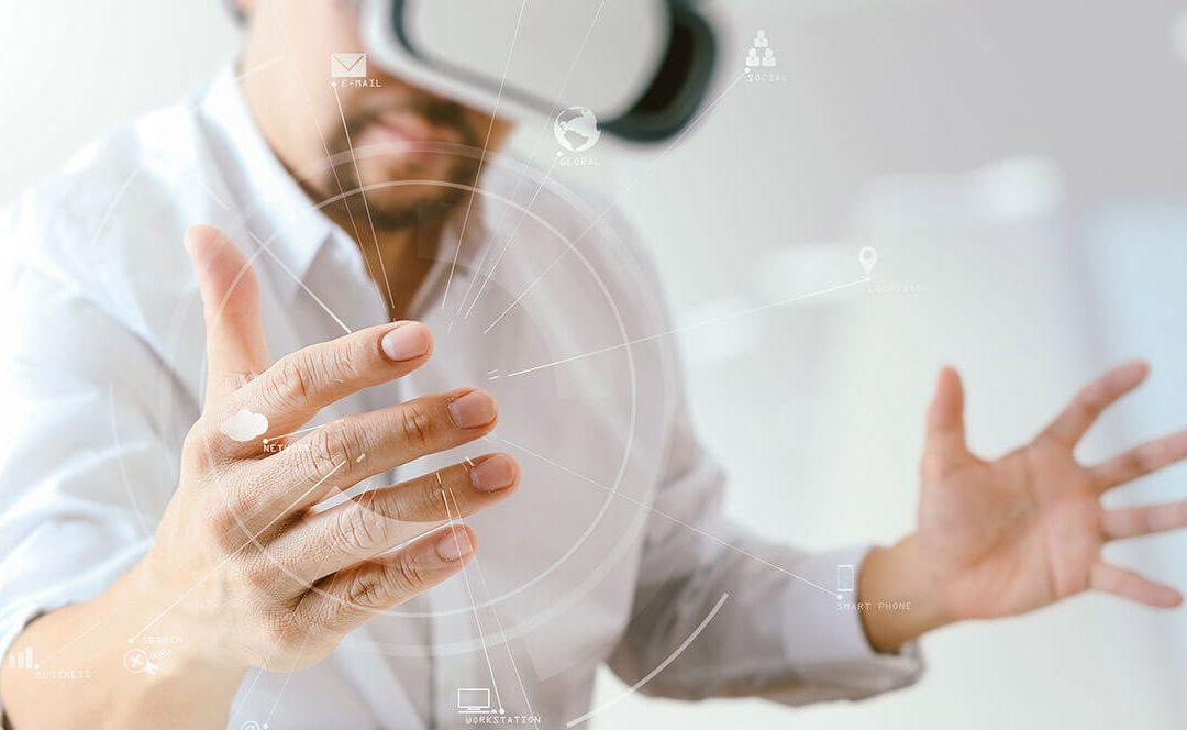 realidad virtual, realidad aumentada