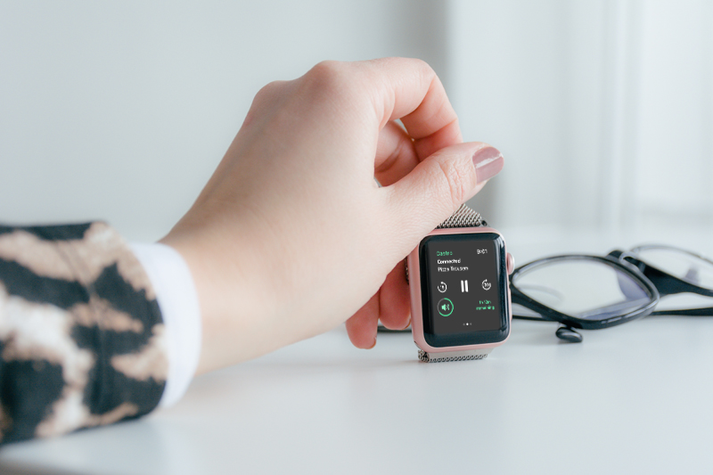 castro app para apple watch