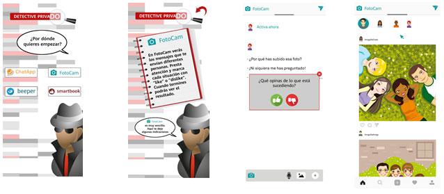 app detective privado