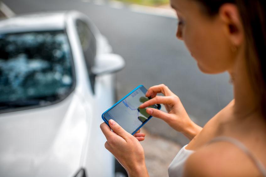 app para buscar parking