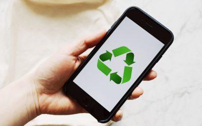 reciclar un móvil