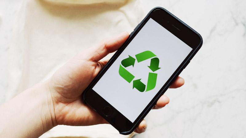 Para qué sirve reciclar un móvil