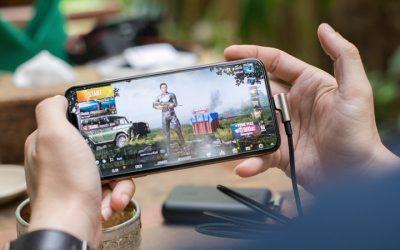 móvil para gaming