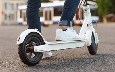 5 accesorios de seguridad para patinete eléctrico muy útiles