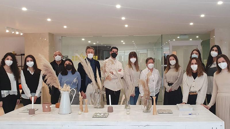 Concurso de diseño de interiores para las tiendas ANOVO care