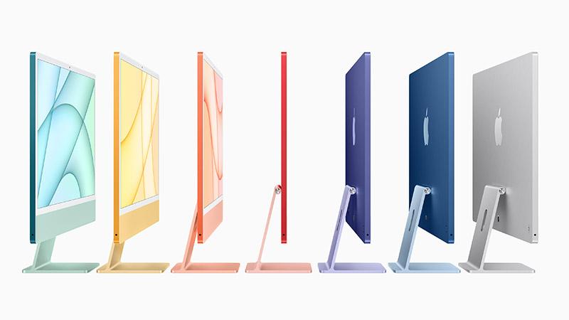 Noticias Apple: nuevo iMac disponible a partir de mayo 2021