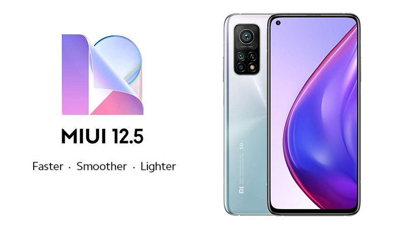 MIUI 12.5 novedades en la capa de personalización de Xiaomi