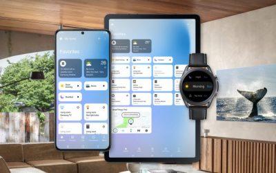 SmartThings de Samsung. Disfruta de un hogar conectado