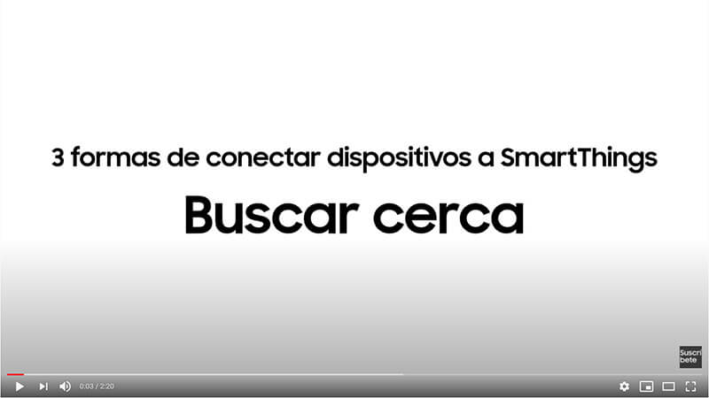 conectar smartthings