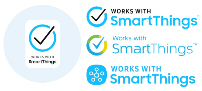 logo works with smartthings